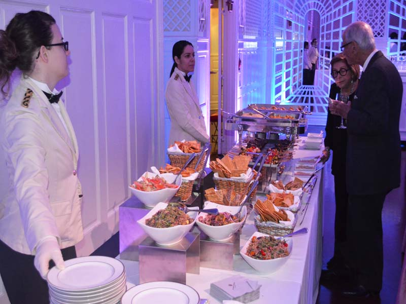 Catered Style Buffet