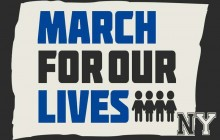 March for Our Lives Protest and Rally NYC-2018