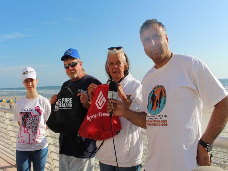 Homeless of Daytona Beach Florida