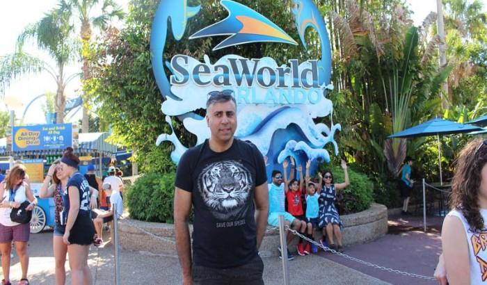 The Best of Seaworld Orlando Florida- | World Liberty TV