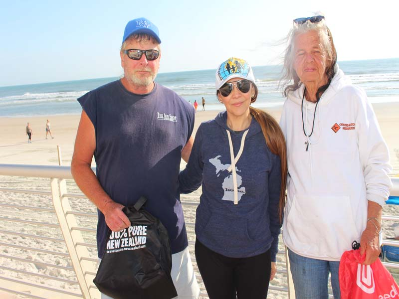 Homeless tour of East coast