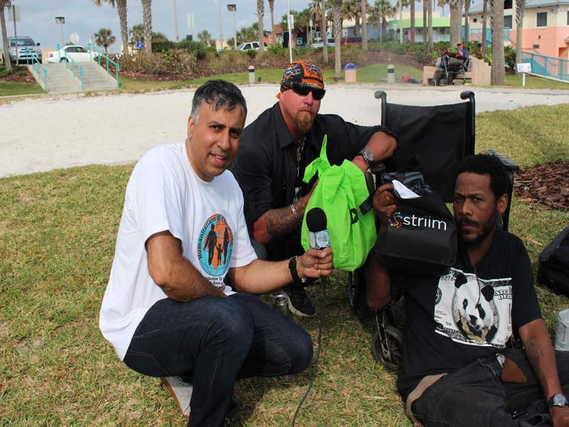Homeless in South Florida