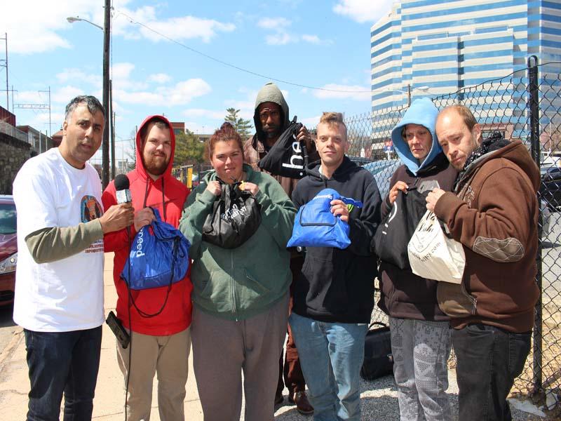 Homeless in Delaware