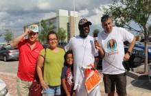 Veterans Needy Presentation at Orlando Florida Veterans Hospital -2018