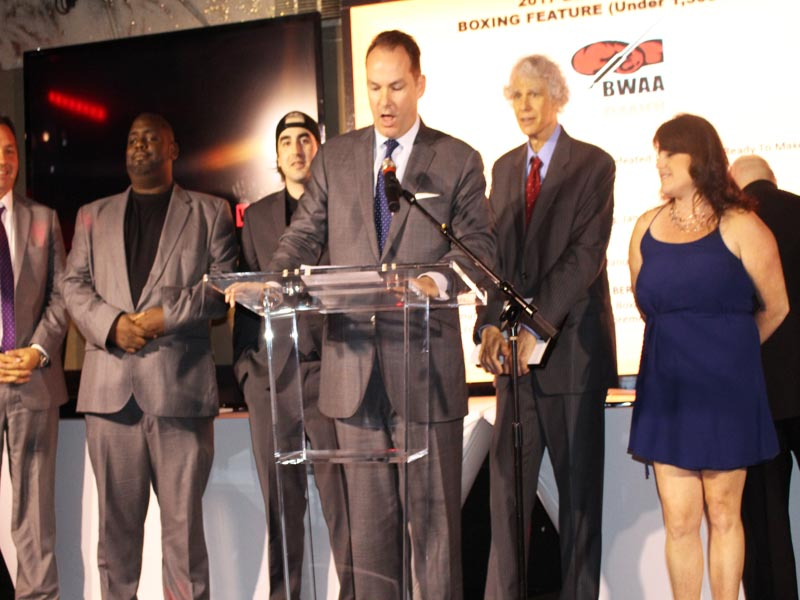BWAA Bernies Writing Awards