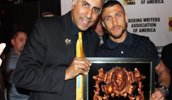 Boxing Writers Association of America  93rd Annual Awards Ceremony-2018