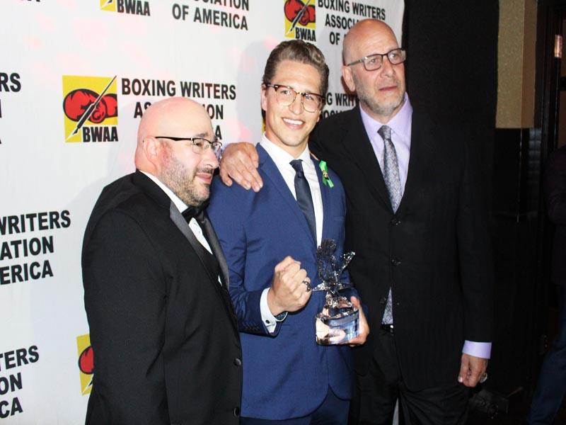 Bwaa Bill Crawford Award Winner