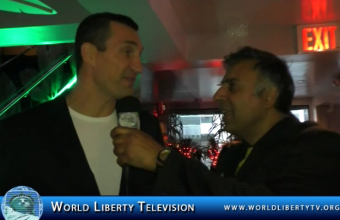 Exclusive interview with Wladimir Klitschko 2 time World Heavyweight Boxing Champion -2018