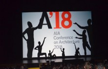 Architects around the world convene in New York for the AIA Conference on Architecture-2018