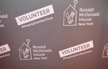 Ronald  McDonald House New  York  Volunteers  Host Annual  Hero's Volunteer Fundraising Event-2018