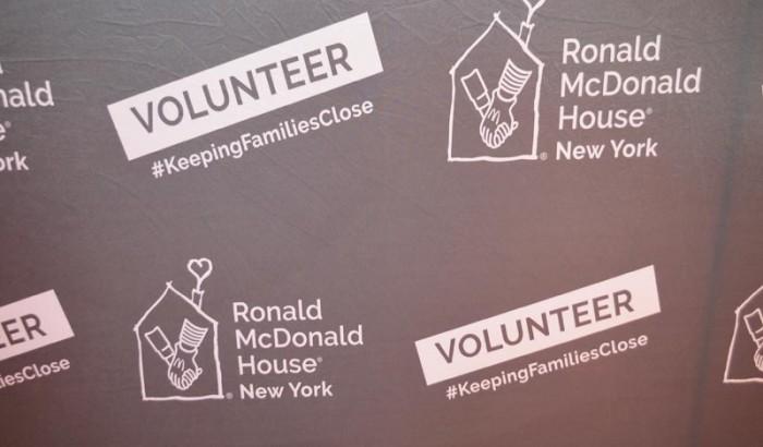 Ronald  McDonald House New  York  Volunteers  Host Annual  Hero's Volunteer Fundraising Event-2018