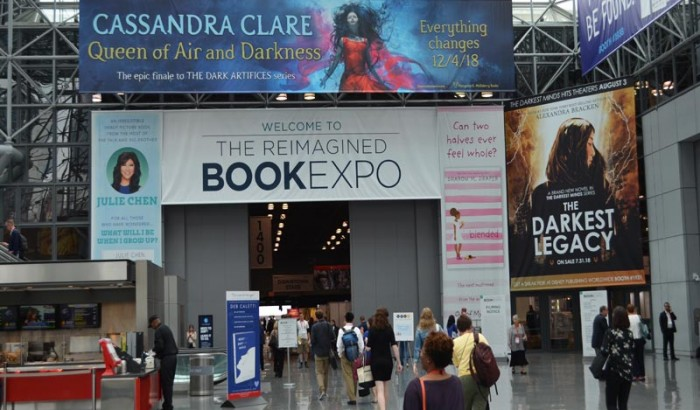 Book Expo 2018-NYC