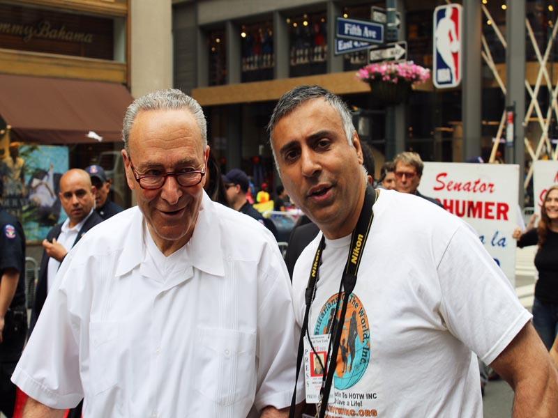 Senior NY Senator