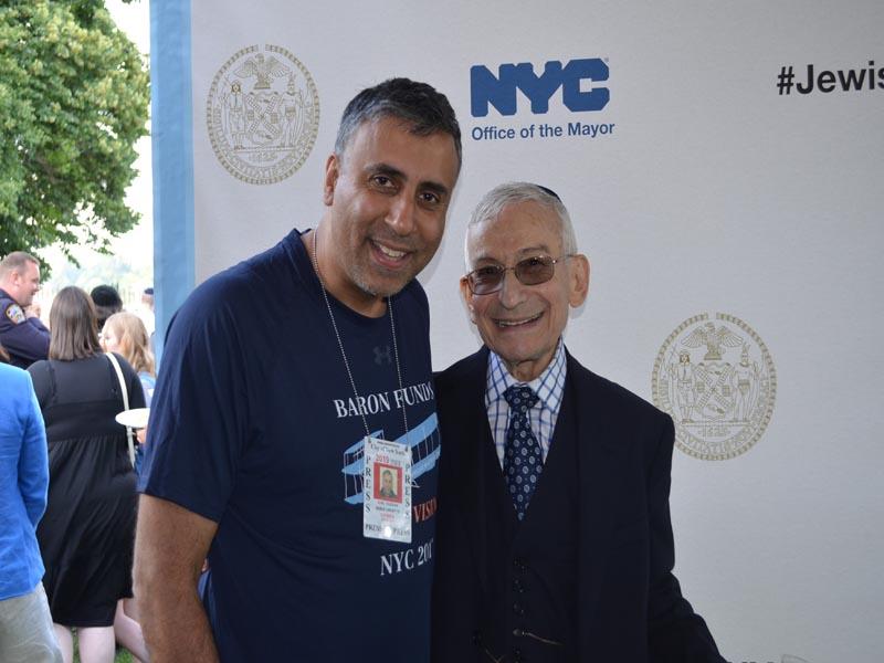 Jewish Chaplin of NYC