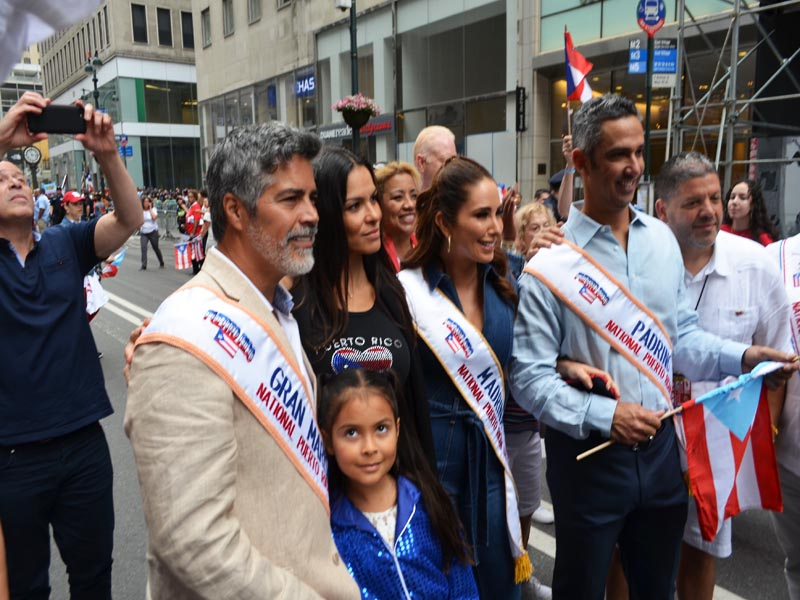 Grand Marshall's of PR Parade