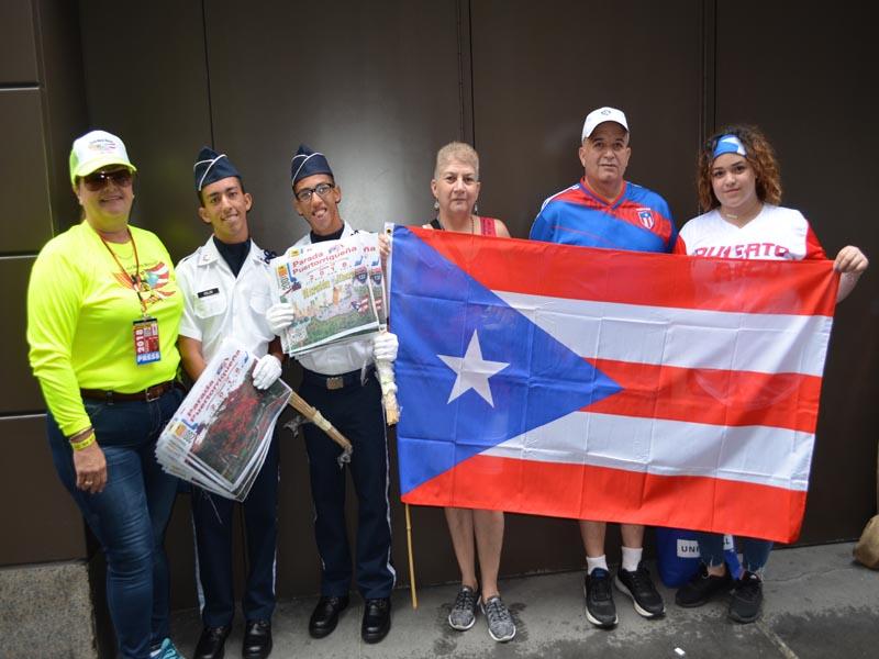 Puerto-Rican Flag