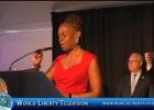 Keynote Speech  about Mental Health by Chirlane McCray, New York's First Lady at Gracie Mansion -2018