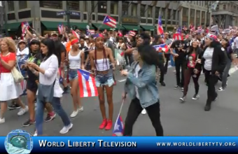 The 61st Annual National Puerto Rican Day Parade NYC-2018