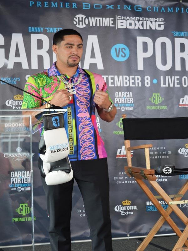 Puerto-Rican Boxer