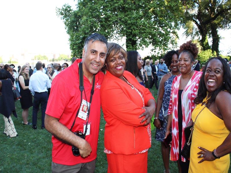 Church Leader from Harlem