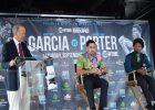 Garcia vs.  Porter NY Press Conf  for Vacant  WBC 147-Pound World Title Saturday, September 8 2018