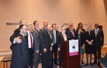 Shema  Kolainu  20th Anniversary &  Annual  Legislative  Breakfast -2018