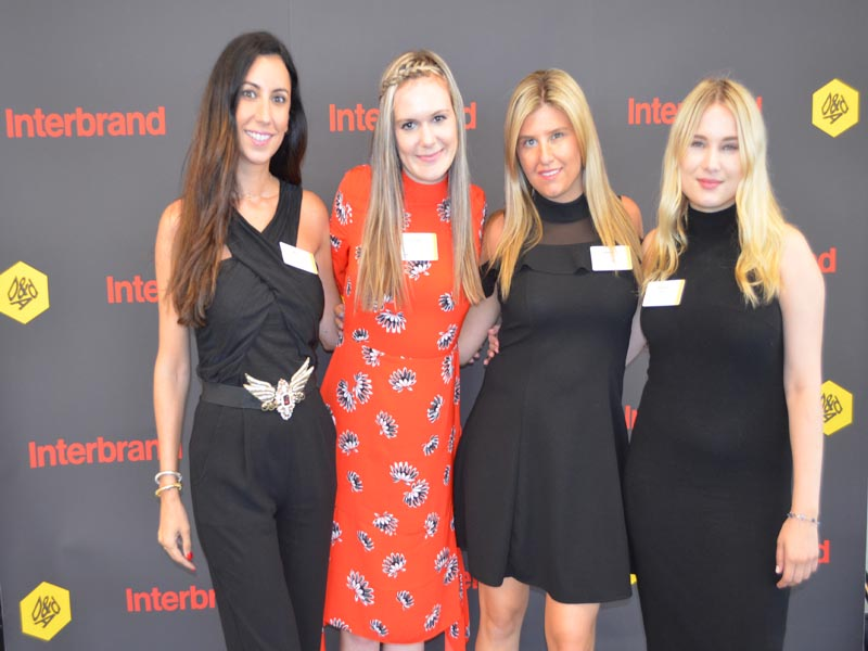 Female Workers at Interbrand