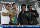 Danny Garcia vs. Shawn Porter NY Press Conf  for Vacant  WBC 147-Pound World Title  9/08/18