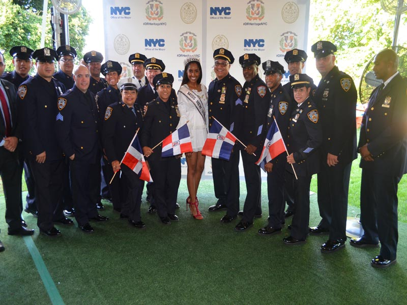 Latin Police Officers of NYPD