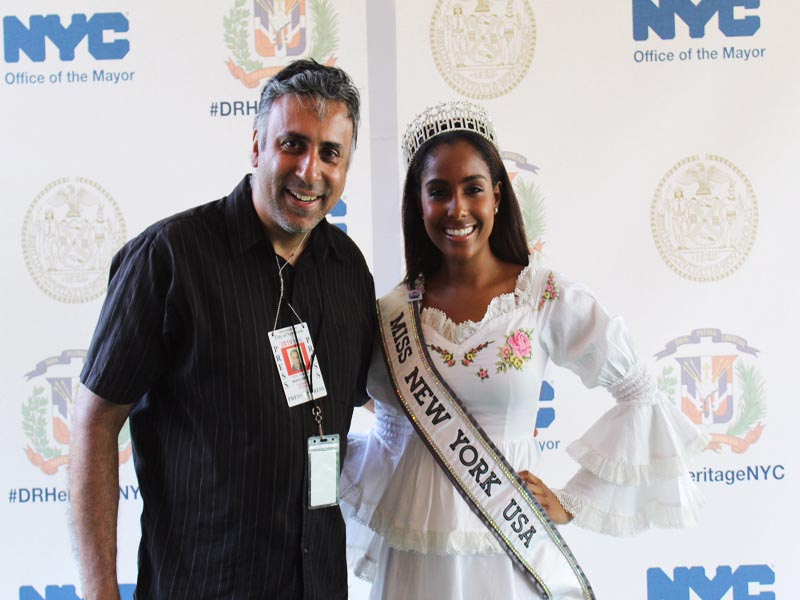 Dominican MISS USA NY 2018