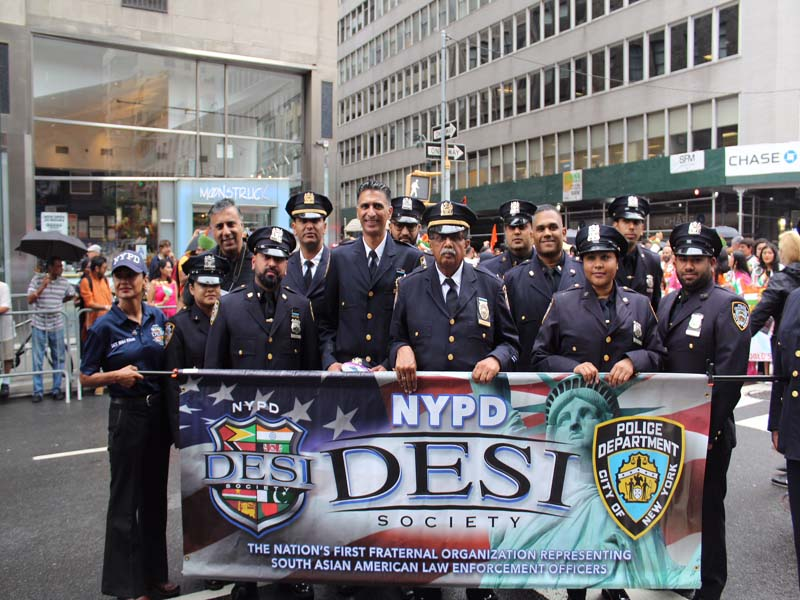 Indian NYPD