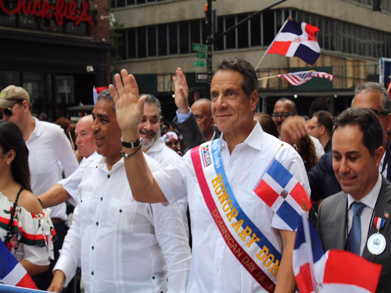 Italian American Governor of New York State