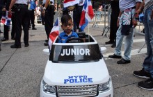 "36th Annual Dominican Day Parade ""Our Youth, Our Future."" NYC-2018"
