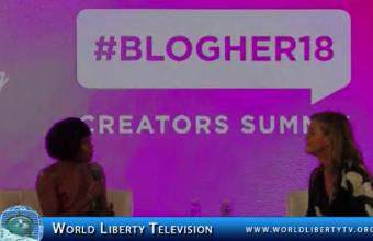 BLOGHER 18 , Creators Summit NYC-2018