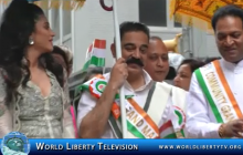 38th Annual  Indian  Day Parade NYC-2018