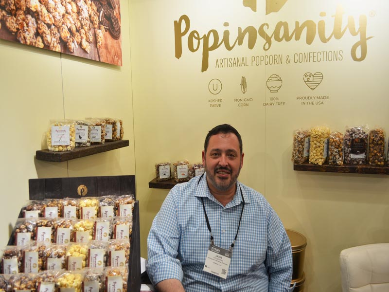 Jewish Pop Corn