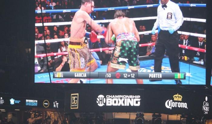 Shawn Porter vs Danny Garcia Fight at Barclay Center -2018