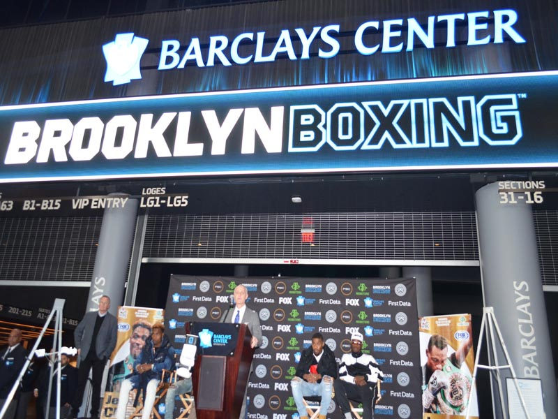 CEO Barclay Center