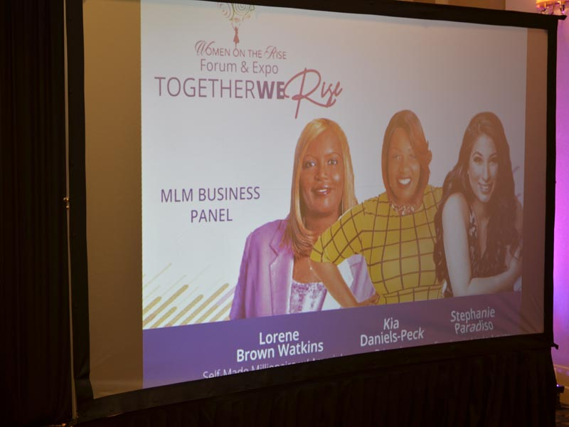 Multi Level Marketing Panel