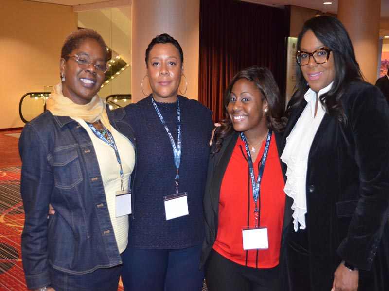 Black women in Cable Business