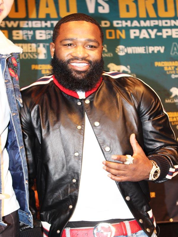 4 Time World Boxing Champion