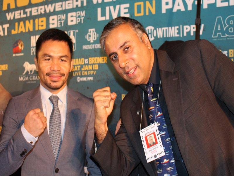 World Liberty TV Boxing Channel