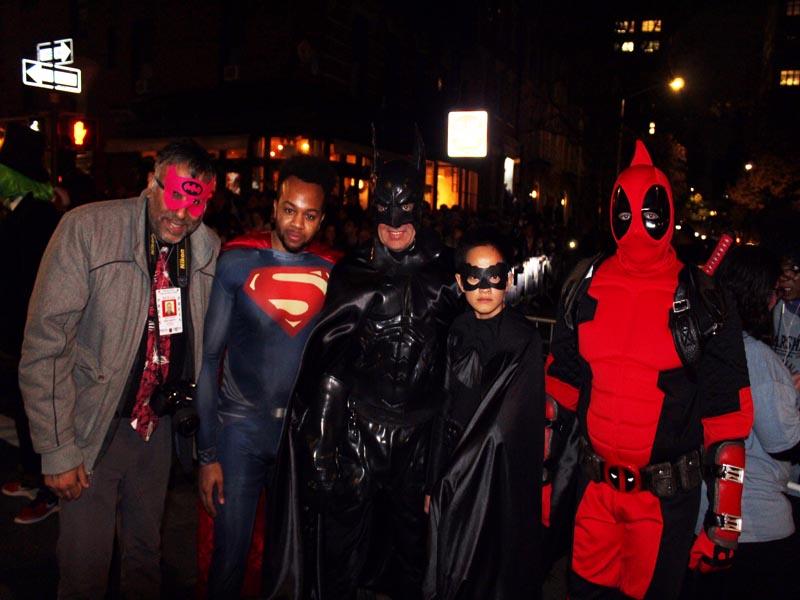 Batman,Superman