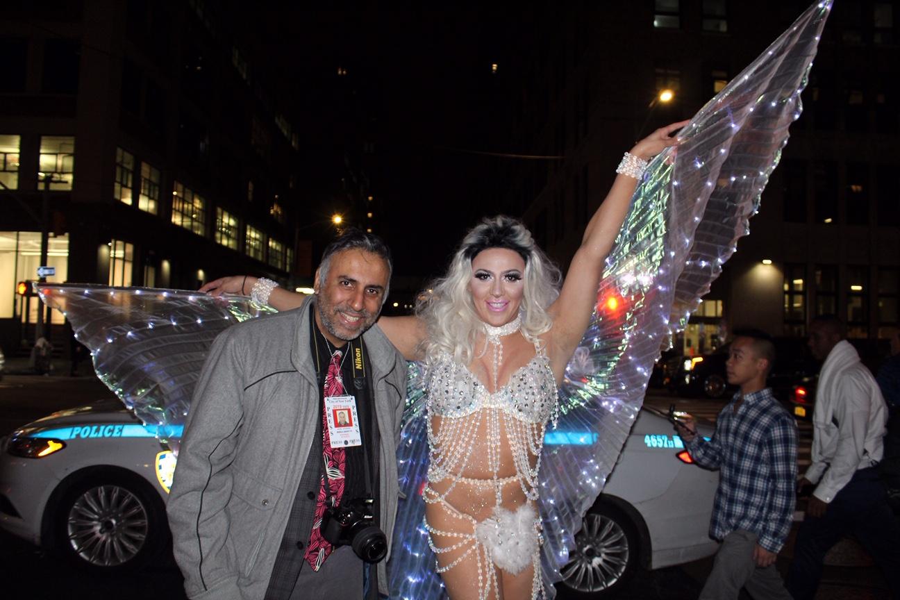 Transgender Halloween
