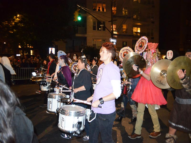 LGBTQ Marching Bands
