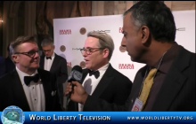 Interviews with Nathan Lane and Actor Matthew Broderick NYC-2018