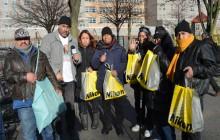 Humanitarians of The World Inc Street Homeless Presentation NYC-2019