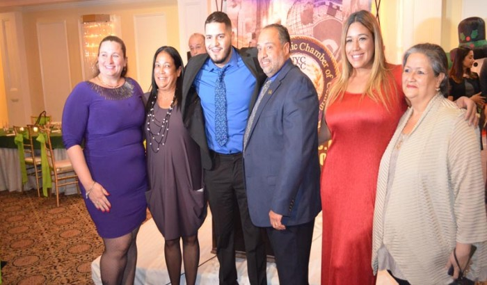 The NYCHCC  13th Annual Scholarship and Awards Gala -2018