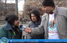 Humanitarians of The World Inc Street Homeless Presentation NY-2019