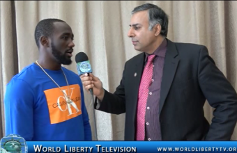 "Exclusive interview with Terrence ""Bud"" Crawford 3 Time World Boxing Champion-2018"